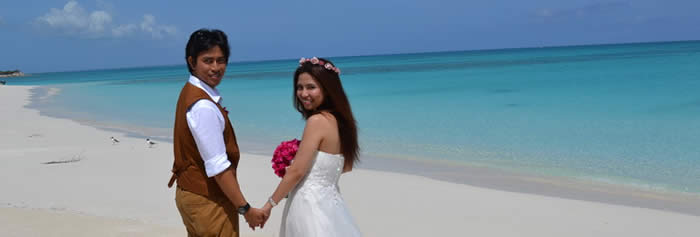 Iris & Jaypee, Little Water Cay