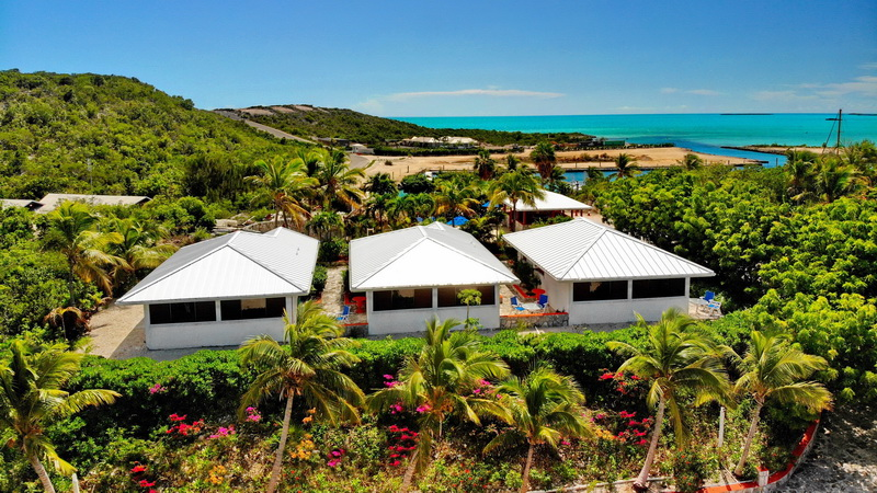 Vacation villas ideal for weddings on Providenciales Turks and Caicos Islands
